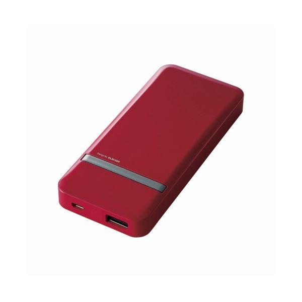 ELECOM(エレコム) スマートフォン用モバイルバッテリー DE-M01L-5020RDf00