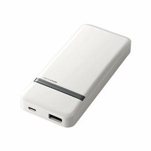 ELECOM(エレコム) スマートフォン用モバイルバッテリー DE-M01L-5020WH h01