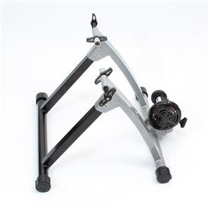 サンコー 自転車室内トレーニングマシン JTTQJS21 - 拡大画像