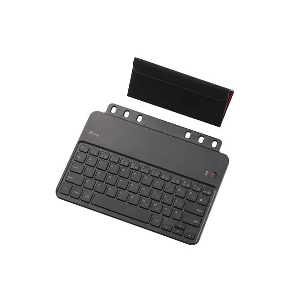ELECOM(エレコム) クロスパッドiPad mini用ワイヤレスキーボード TK-FBP060IBKf00
