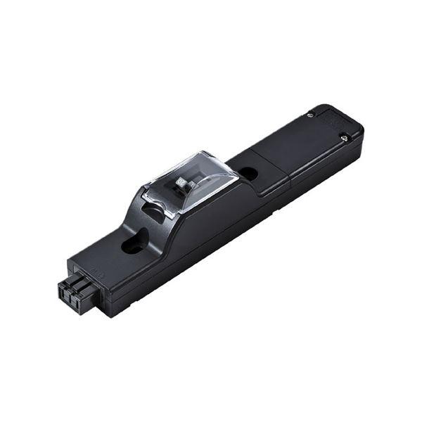 サンワサプライ 15Aコンセントバー20A安全ブレーカ付コネクタ TAP-ME8108f00