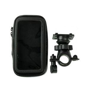 ネクストゼロワン ケース型 自転車用ホルダー iPhone 5 HOLD12163 - 拡大画像