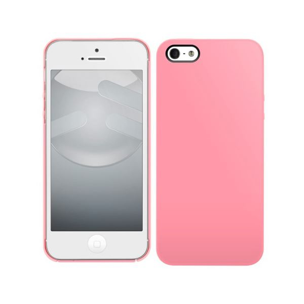 SwitchEasy NUDE for iPhone 5s/5 Baby Pink SW-NUI5-BPf00