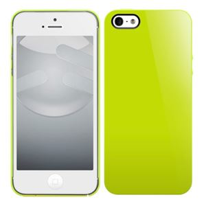 SwitchEasy NUDE for iPhone 5s/5 Lime SW-NUI5-L h01
