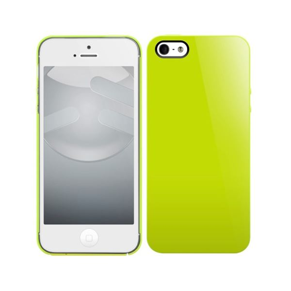 SwitchEasy NUDE for iPhone 5s/5 Lime SW-NUI5-Lf00