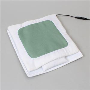 サンコー USBあったか布団マウスパッド(若草色) USFTMOP2 - 拡大画像