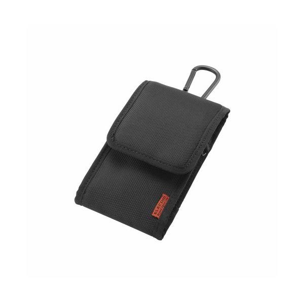 ELECOM(エレコム) スマートフォン用カジュアルケース(2台収納) P-01CC2BKf00