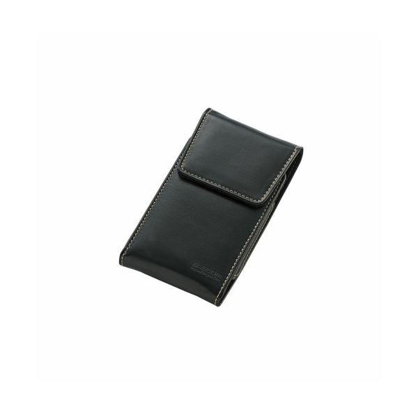 ELECOM(エレコム) スマートフォン用ベルトクリップケース P-02BCTBKf00