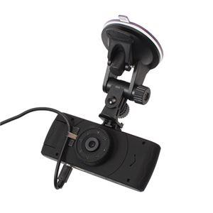 【車載用防犯カメラ】サンコー 前後赤外線LED付きデュアルレンズドライブレコーダー2 AT15DVRDLの詳細を見る
