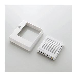 ELECOM(エレコム)11acAPインテリジェントモデルWAB-I1750-PS