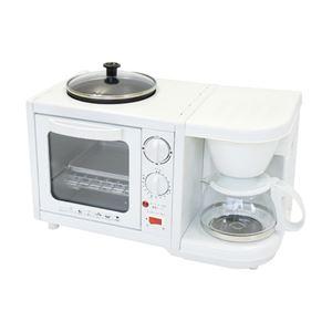 トータル・アイ ブレックファーストメーカー ホワイト TI-KMS001WH