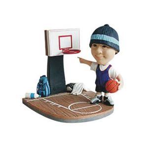 WooBic ひとりバージョン Mタイプ 新バスケットボール B4-1B - 拡大画像