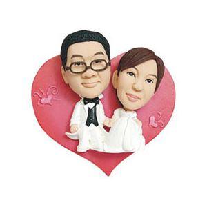 WooBic ふたり&家族バージョン Aタイプ ラブラブ結婚式 D13 - 拡大画像