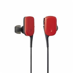 ELECOM(エレコム) Bluetoothイヤホン LBT-HPC11AVRD h01