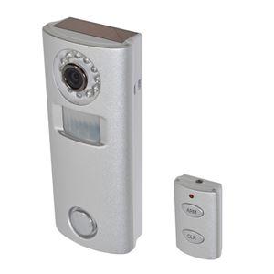 サンコー 自動録画カメラ警報機 SP6ATST5 - 拡大画像