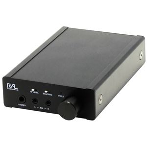 ラトック DSD対応 フルバランスポータブルヘッドホンアンプ REX-KEB02iP