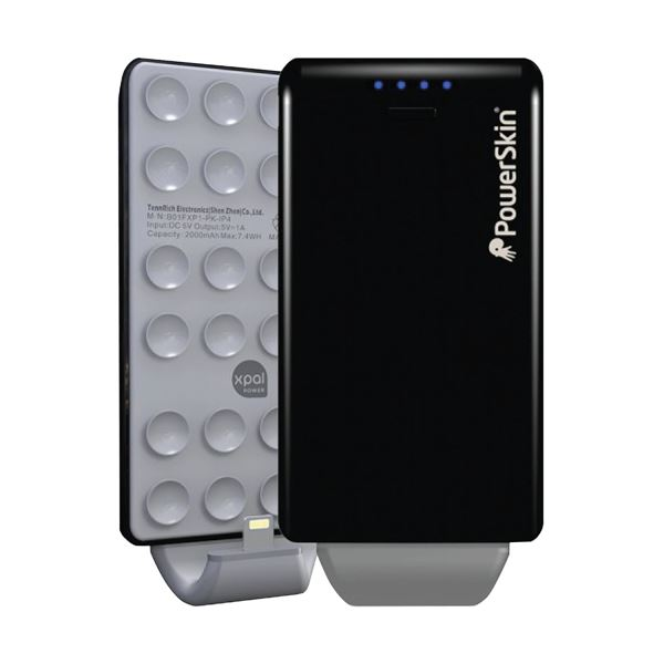 XPAL PowerSkin Pop'n for iPhone5/5S黒 1_HY2000IP5_JPf00