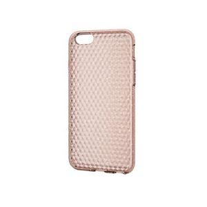 エレコム iPhone 6用ソフトケースダイヤモンドカット PM-A14UCJGD