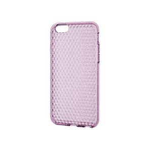 エレコム iPhone 6用ソフトケースダイヤモンドカット PM-A14UCJPN