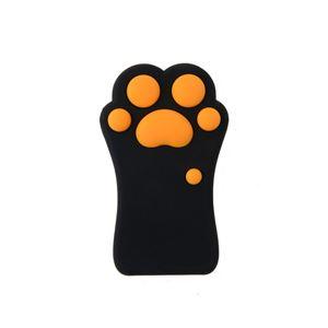 Cut&Paste nikuQ Cat Paw iPhone 6ケース ブラック CP14NIKUQ-BK