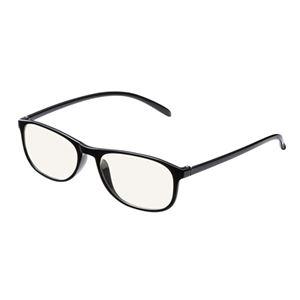 サンワサプライ ブルーライト低減メガネ(女性用) LCD-GL1BK