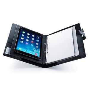 サンワサプライ タブレットPCケース(システム手帳・10.1インチ) PDA-TABR10