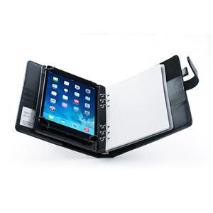 サンワサプライ タブレットPCケース(システム手帳・7インチ) PDA-TABR7