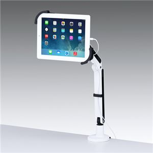 サンワサプライ 7〜11インチ対応iPad・タブレット用アーム CR-LATAB9