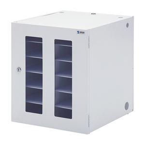 サンワサプライ 7〜8インチタブレット・小型機器収納保管庫 CAI-CAB18
