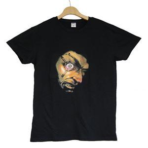 ランドポート アプリ連動Tシャツ「デジクロ」 ムービング・アイボール 「S」 DCT-01S