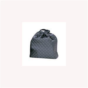 エツミ キルティングポーチL(ブラック) E-5019