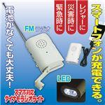 旭電機化成 スマホ対応ダイナモラジオライト 809641