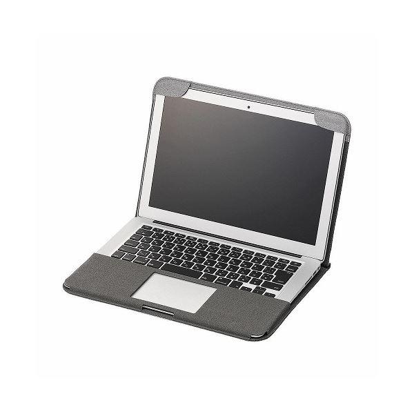 エレコム MacBook Air用ファブリックカバー MB-A13FCGYf00