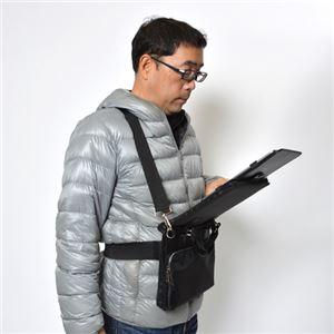 サンコー どや!これがわいのタブレットじゃいバッグ BAGTAB2K h03
