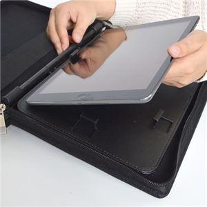 サンコー どや!これがわいのタブレットじゃいバッグ BAGTAB2K f05