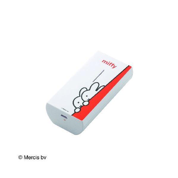 エレコム モバイルバッテリー5200mAh(ミッフィー1) DE-M01L-5230MF1f00