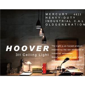 MERCURY HOOVER AGING LT208AG