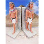 ワールドピクチャー ブックエンドB エジプト雑貨 W-69543-4980
