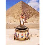 ワールドピクチャー ラメセスオルゴール エジプト雑貨 W-71242-2580