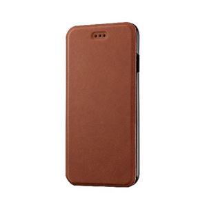 エレコム iPhone 6用オールアングルスタンドカバー PM-A14PLFMBR h01