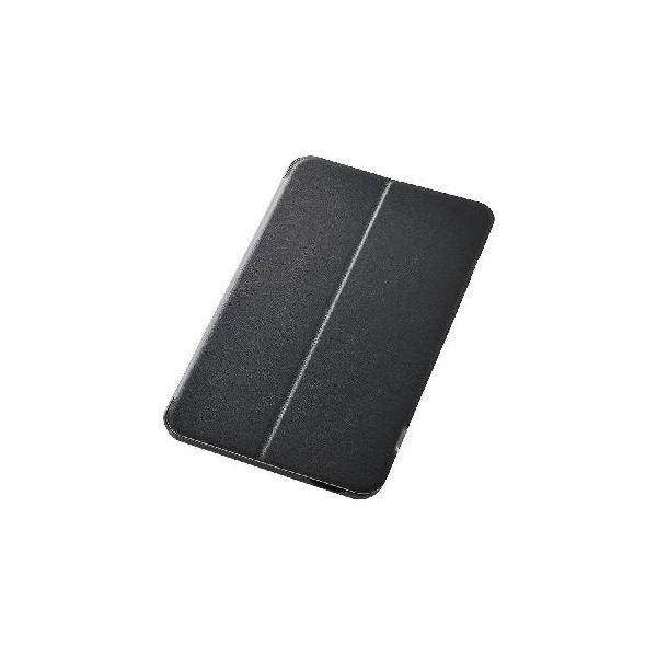 エレコム dynabookTab S68用フラップカバー(2アングル) TB-TOS68WWVBKf00