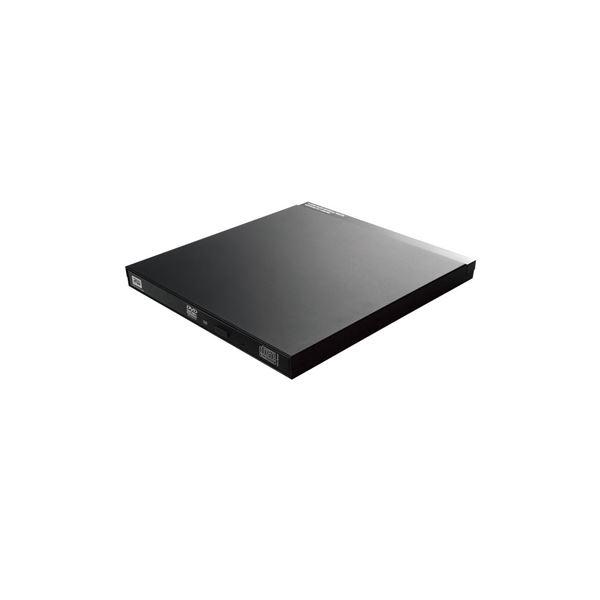 ロジテック Windowsタブレット用ポータブルDVDドライブ LDR-PUB8U3TBKf00