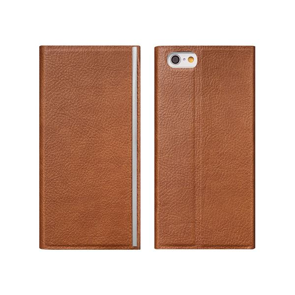 SwitchEasy WRAP Brown iPhone6Plus用ケース BP15-117-23f00