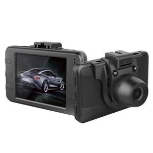 【車載用防犯カメラ】テック 2.4型液晶搭載 薄型・軽量ドライブレコーダー TECDVRVGA TECDVRVGA - 拡大画像
