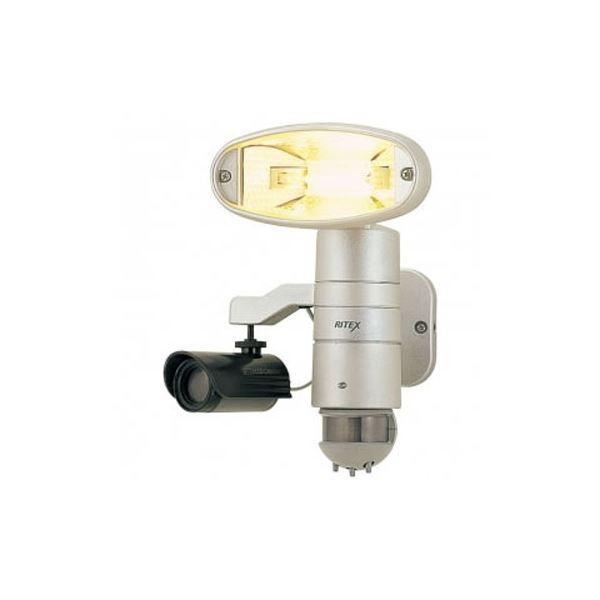ライテックス セキュリティーライト ダミーカメラ付き C150f00