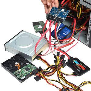サンコー SATA 5ポートマルチプライヤーカード SATA5MLT h02