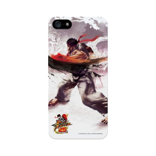 Bluevision StreetFighter 25th Anniversary for iPhone 5s/5 Ryu BV-SF25TH-RYUf00