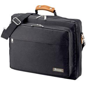 サンワサプライ PCキャリングバッグ BAG-C39BKN h01