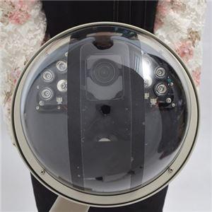 サンコー スピードドームジョイスティック付防犯カメラシステム STSPDM54