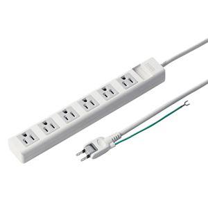 サンワサプライ 電源タップ TAP-N3650MGN h01